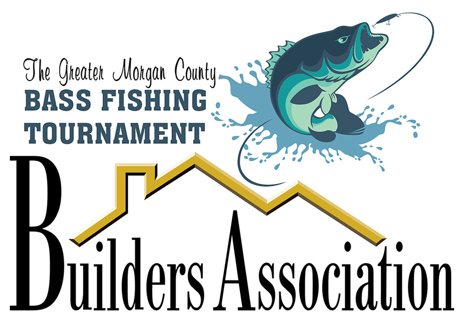 GMCBA Bass Tournament Logo