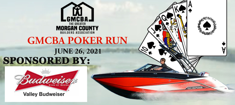 The Greater Morgan County Builders Association 2021 Poker Run on Wheeler Lake in Decatur, Alabama