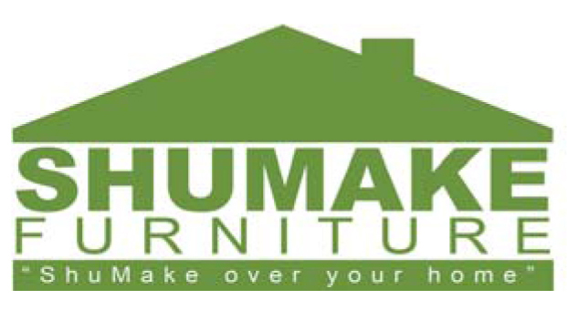 Logo for Shumake Furniture Sponsor of the 2020 GMCBA Home and Garden Show in North Alabama
